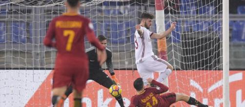Serie A, Roma-Milan 0-2 - IL FOTORACCONTO   LaPresse - lapresse.it