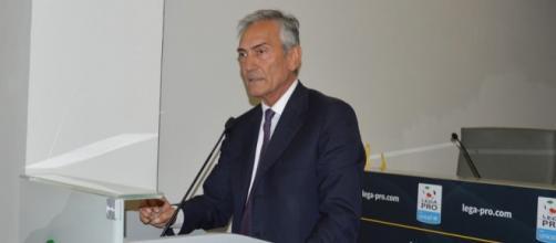 Serie C, Gravina prende un'importante decisione ... - messinasportiva.it