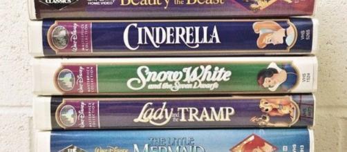 Videocassette Walt Disney da collezionsimo