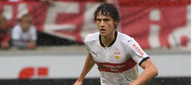 Benjamin Pavard ist das Gesicht des anhaltenden Stuttgarter Aufschwungs