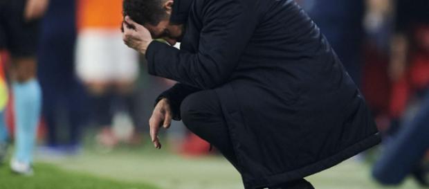 Diego Simeone reconoció que la amenaza de poderosos clubes chinos de la Súper Liga