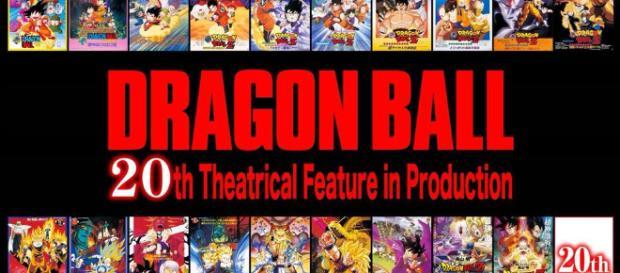 'Dragon Ball 20' la película del porque los Saiyajin son la raza mas poderosa de los universo