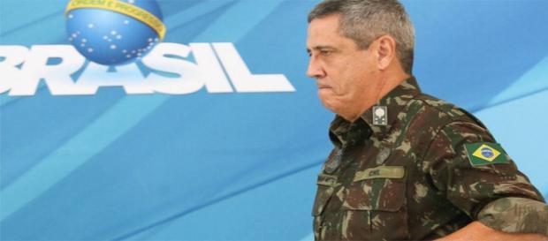 General Braga Netto quer o retorno de agentes emprestados para reforçar o policiamento nas ruas.