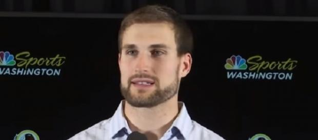 Kirk Cousins has thrown for at least 25 TDs in 3 straight seasons (Image Credit: Redskins/YouTube)
