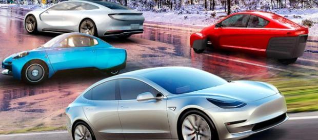 """Las """"startups"""" de coches: las nuevas marcas revolucionarias."""