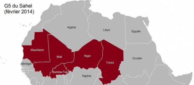 Les pays du G5 Sahel sous le feu du terrorisme djihadiste en Afrique