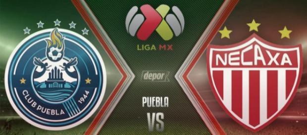 Puebla Vs Necaxa se juegan 3 puntos. -Depor
