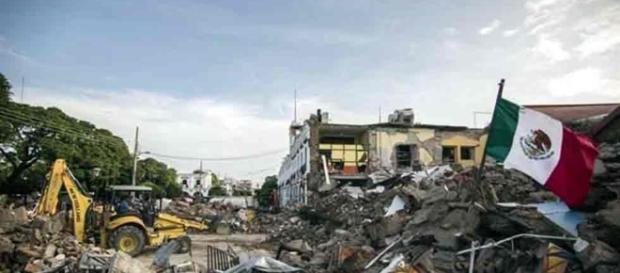 Queda alcaldía de Juchitán entre escombros | Nacional - diario.mx