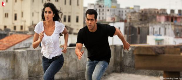 Salman Khan and Katrina Kaif might get arrested (Image Via Yash Raj Films)
