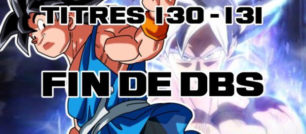 Titres DBS 130 - 131 : Fin de DBS !
