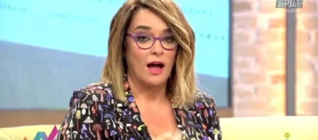 Toñi Moreno y su orientación carnal.