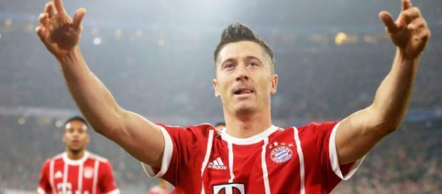 Transfergerücht: Wechselt Robert Lewandowski 2018 vom FC Bayern ... - abendzeitung-muenchen.de