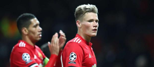 What Man United fans are saying about Scott McTominay after his ... - givemesport.com