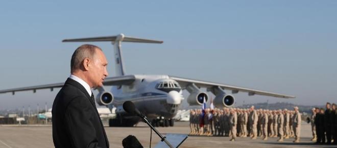 Russische Söldner greifen angeblich US-Truppen an