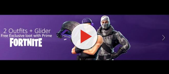 'Fortnite' Prime exclusives teased by Amazon a bit early, Season 3 goes live
