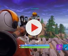 A screenshot from 'Fortnite' - YouTube/Evhan -_-