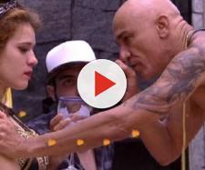 Ayrton será expulso do 'Big Brother' após agressão à própria filha?