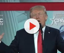 Donald Trump at CPAC, via YouTube