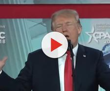 Donald Trump at CPAC, via YouTube