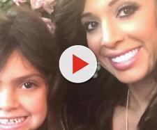 Farrah Abraham under fire over nude photos of daughter Sophia. - [Image Credit:Instagram]