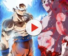 Goku vs Jiren capitulo 130 de dragon ball super