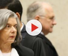 Ministra Cármen Lúcia ficou indignada com atitude de Fachin
