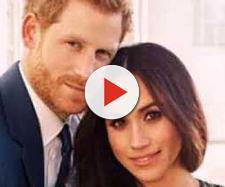 Prince Harry and Meghan Markle's wedding [Image: THE HIGH BROW/YouTube screenshot]
