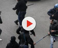 Serie B, scontri tra tifosi e Polizia ... - casertanews.it