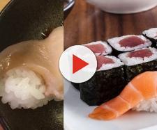 Sushi é um dos pratos principais da culinária japonesa