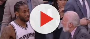 Will Gregg Popovich and Kawhi Leonard part ways in the offseason? (Image Credit: Overlooking the Obvious/YouTube)