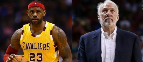 LeBron James podría llevarse muy bien con los Spurs
