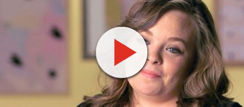 Catelynn Lowell will be at the 'Teen Mom OG' reunion filming in NYC. [Image via MTV]