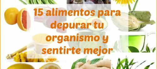 15 alimentos para depurar tu organismo y sentirte mejor | Salud - facilisimo.com