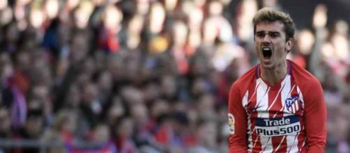 Antoine Griezmann deve chegar ao Barça na próxima temporada. (foto reprodução).