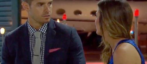 Bachelorette: Luke Pell Still from a screenshot
