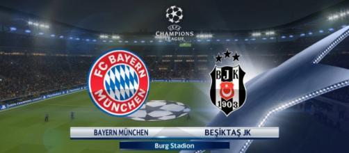 Bayern vs Beskitas -MUNDIAL RUSIA 2018