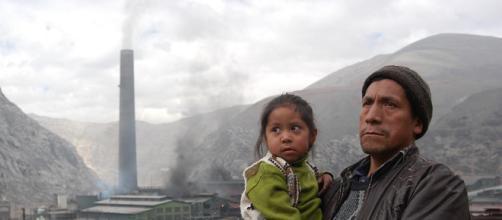 Contaminación minera cada vez más difícil de controlar.