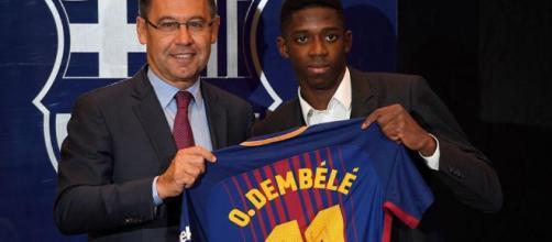 Dembélé: Neymar es uno de los mejores del mundo y yo todavía soy ... - com.ni