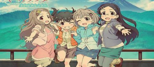 """Encouragement of Climb anime"""