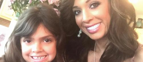 Farrah Abraham under fire over nude photos of daughter Sophia. - [Image Credit:Instagram]