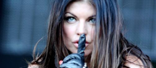 Fergie: when she was in the Black Eyed Peas Image via: commons.wikimedia.org