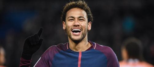Foot PSG - PSG : Faire tomber Cristiano Ronaldo ? Neymar répond ... - foot01.com