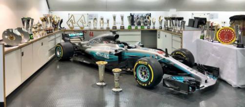 Fórmula 1: Mercedes renueva su túnel de viento | Marca.com - marca.com