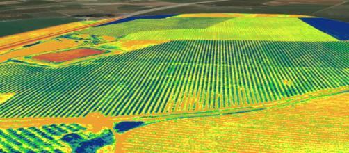 La agricultura va de la mano con la tecnología.