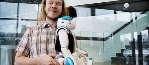 Los robots trabajaran para nosotros.