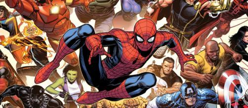 "Marvel Comic hace un nuevo comic llamado ""Fresh Start"""