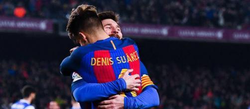 Messi le incomoda la presencia de un mediocampista del club