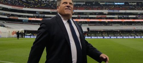 Miguel Herrera da a conocer su once inicial contra Xolos