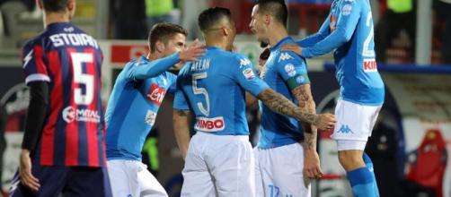 Napoli y Juventus compiten de cerca por el liderato de la Serie A - sportsfeverpicks.com