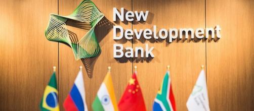 New Development Bank Headquarters. (Image Via Global/ Wikimedia Commons)